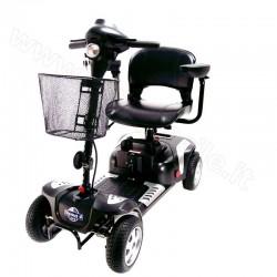 Scooter elettrico smontabile Venus Sport per disabili ed anziani