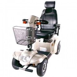 Scooter elettrico CERES Deluxe